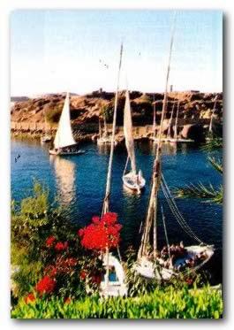Nile View - Aswan