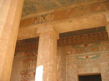 El-Deir El-Bahri Mural Paintings