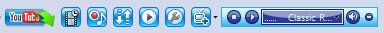 Freecorder Bar