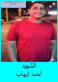 Martyr Ahmad Ehab
