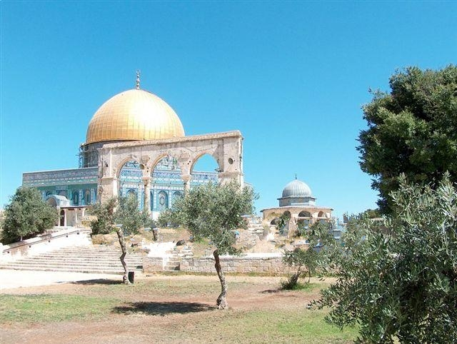 AlMasjid Al-Aksa and Dome of the Rock