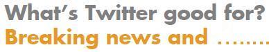 Twitter's Breaking News
