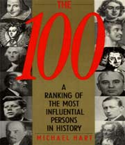 The 100, a Ranking of the Most Influential Persons in History