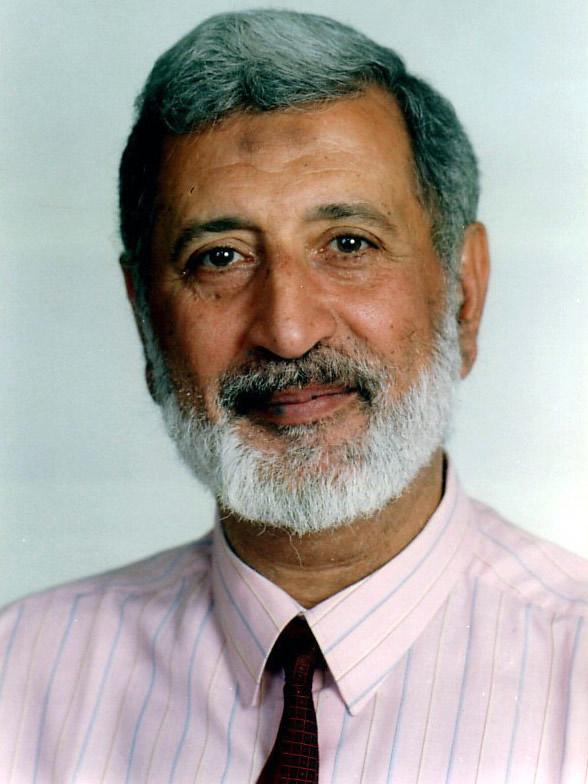 Professor M M Kenawi's personal photograph